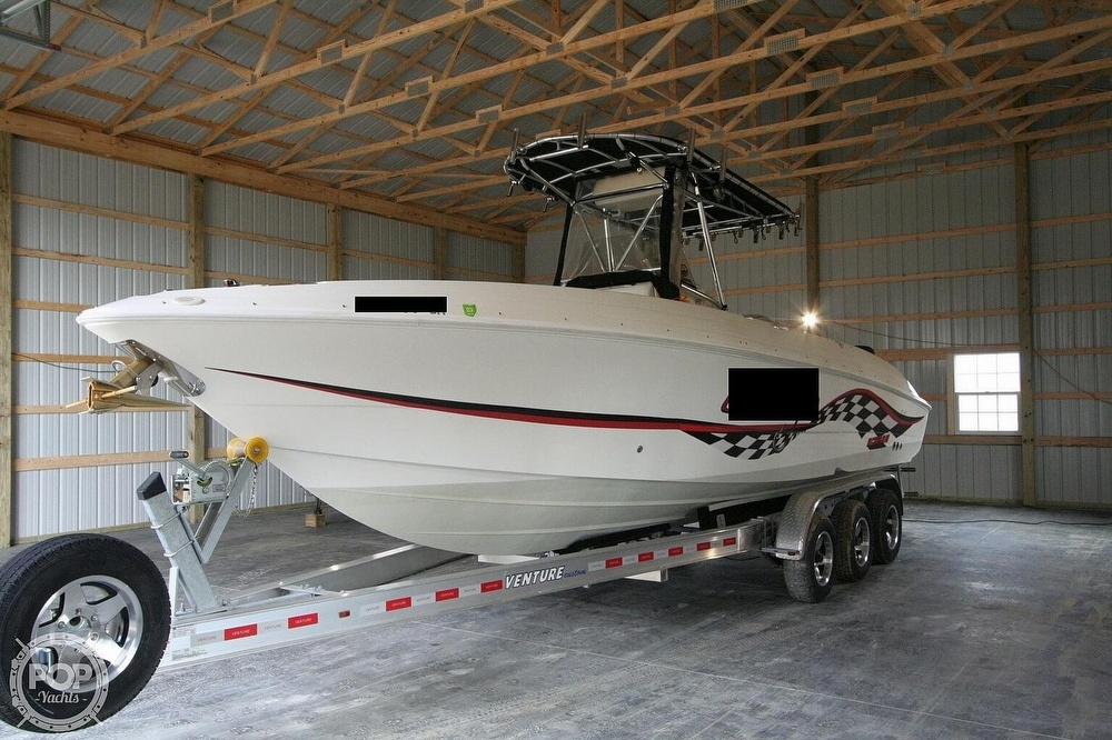 2002 Scarab boat for sale, model of the boat is SPORT 29 & Image # 39 of 40