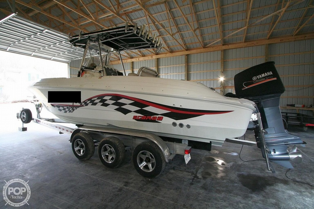 2002 Scarab boat for sale, model of the boat is SPORT 29 & Image # 40 of 40