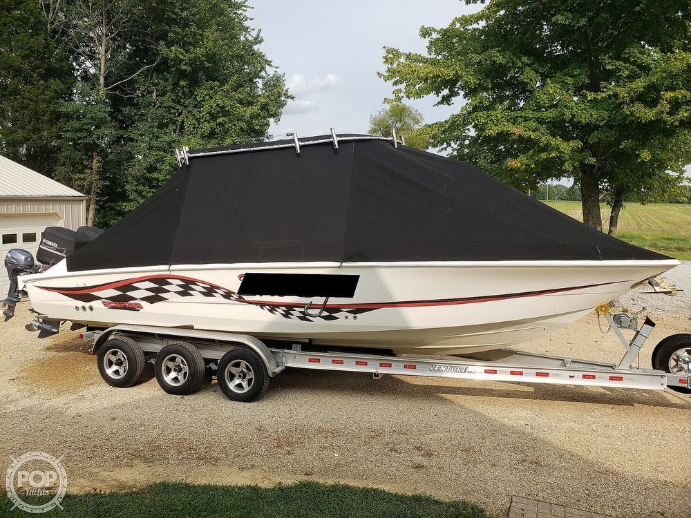 2002 Scarab boat for sale, model of the boat is SPORT 29 & Image # 6 of 40