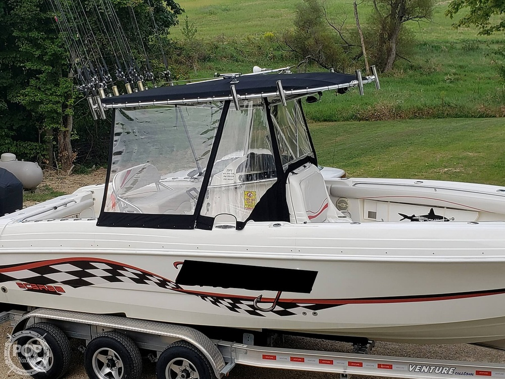 2002 Scarab boat for sale, model of the boat is SPORT 29 & Image # 5 of 40