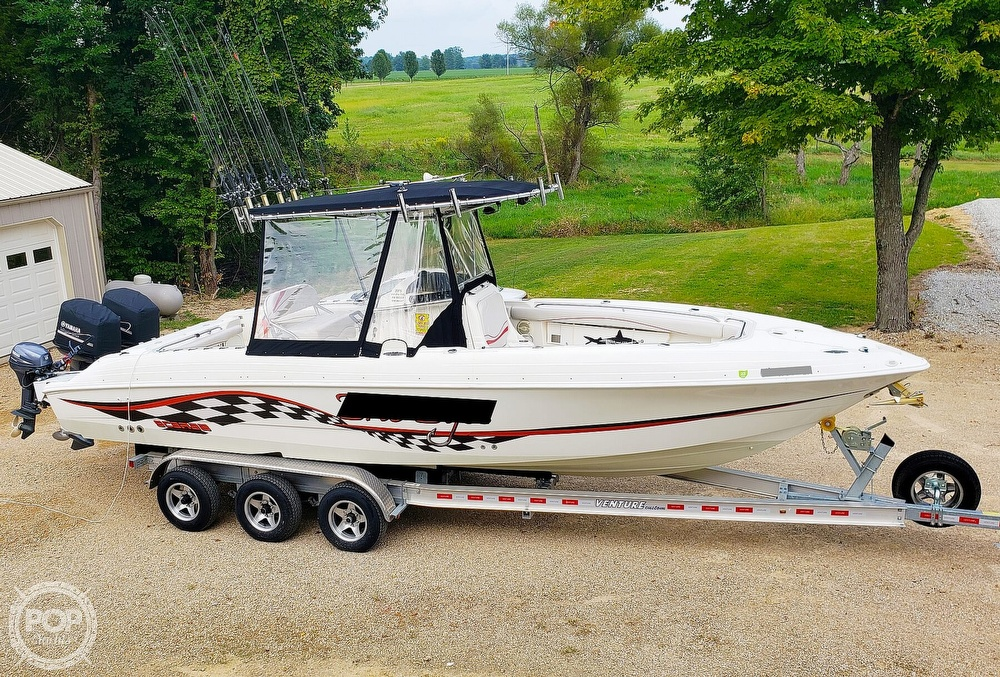 2002 Scarab boat for sale, model of the boat is SPORT 29 & Image # 4 of 40