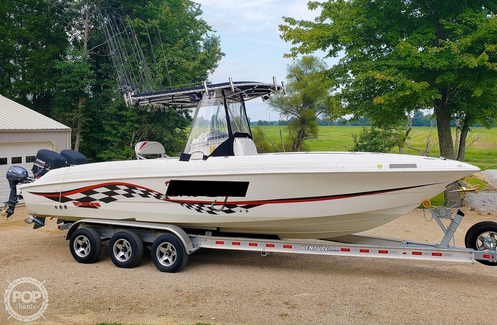2002 Scarab boat for sale, model of the boat is SPORT 29 & Image # 3 of 40