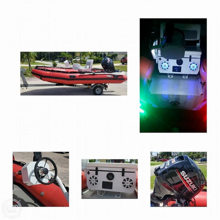 2018 Achilles boat for sale, model of the boat is 124 SG & Image # 2 of 2