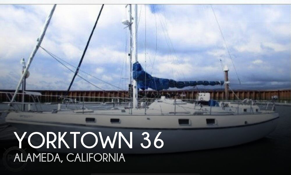 Used Yorktown Boats For Sale by owner | 1979 Yorktown 36