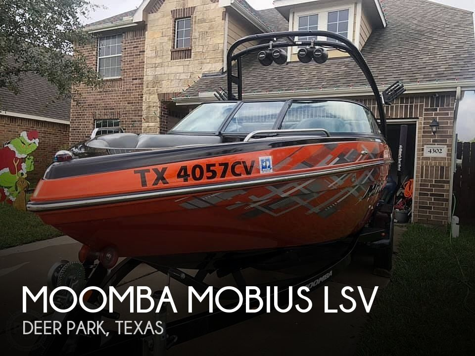 Used Moomba Boats For Sale by owner | 2014 22 foot Moomba Mobius LSV