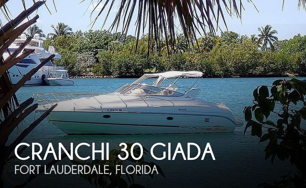 Used CRANCHI Boats For Sale by owner | 1999 Cranchi 30 Giada