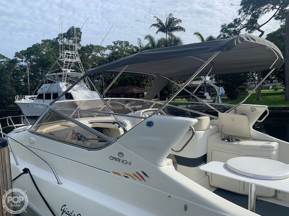 1999 Cranchi boat for sale, model of the boat is 30 Giada & Image # 3 of 40