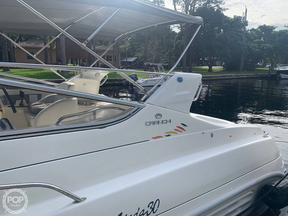 1999 Cranchi boat for sale, model of the boat is 30 Giada & Image # 10 of 40