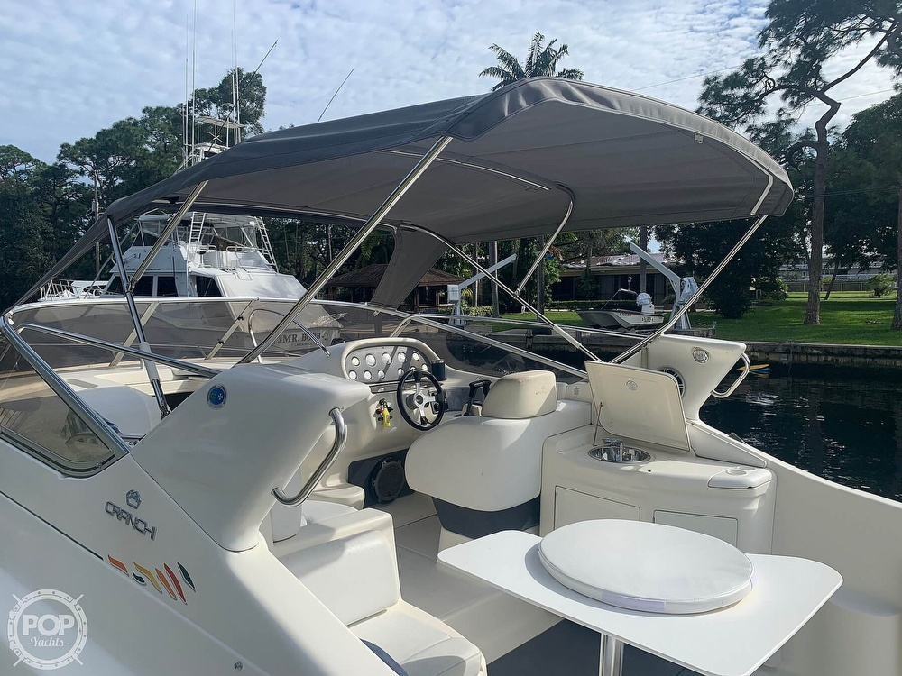 1999 Cranchi boat for sale, model of the boat is 30 Giada & Image # 11 of 40