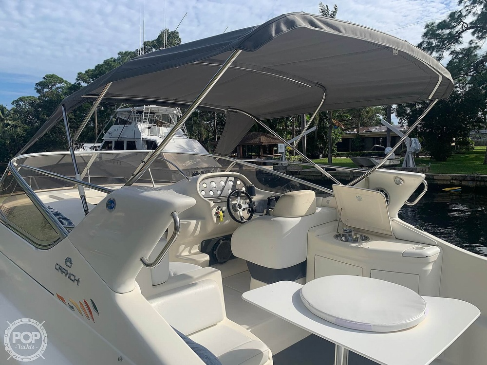1999 Cranchi boat for sale, model of the boat is 30 Giada & Image # 13 of 40