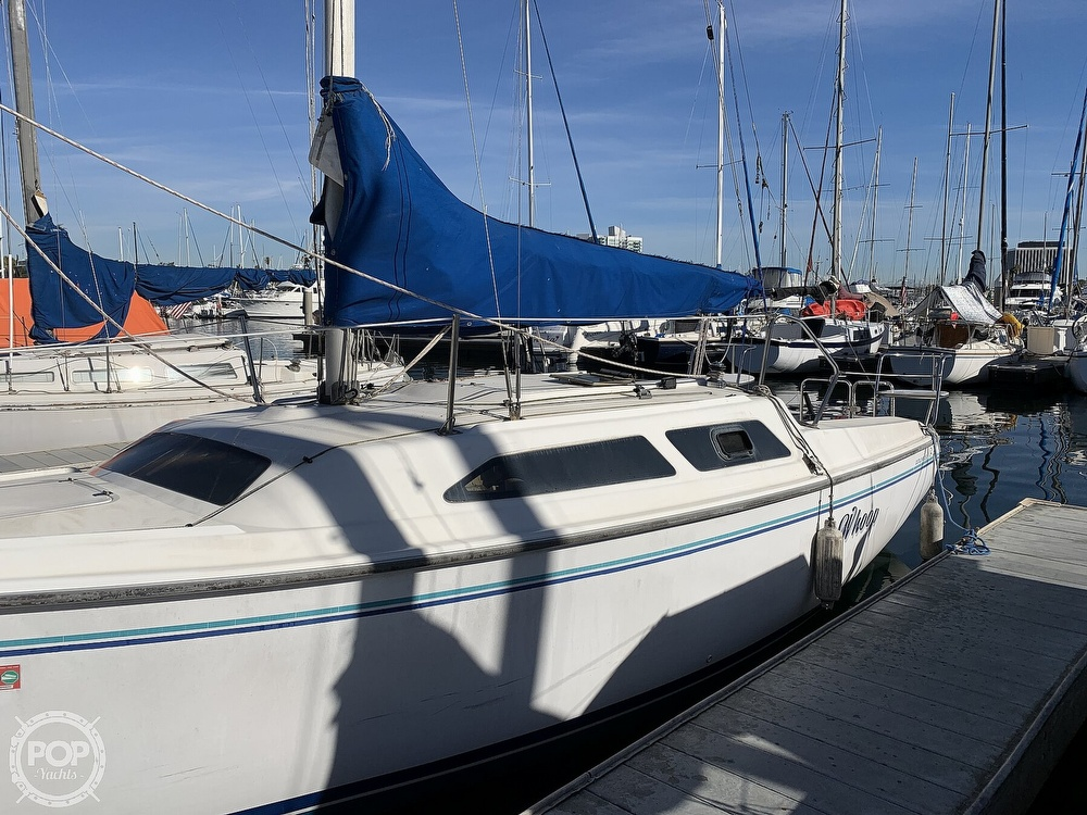 1997 Catalina Yachts boat for sale, model of the boat is 250 & Image # 4 of 40