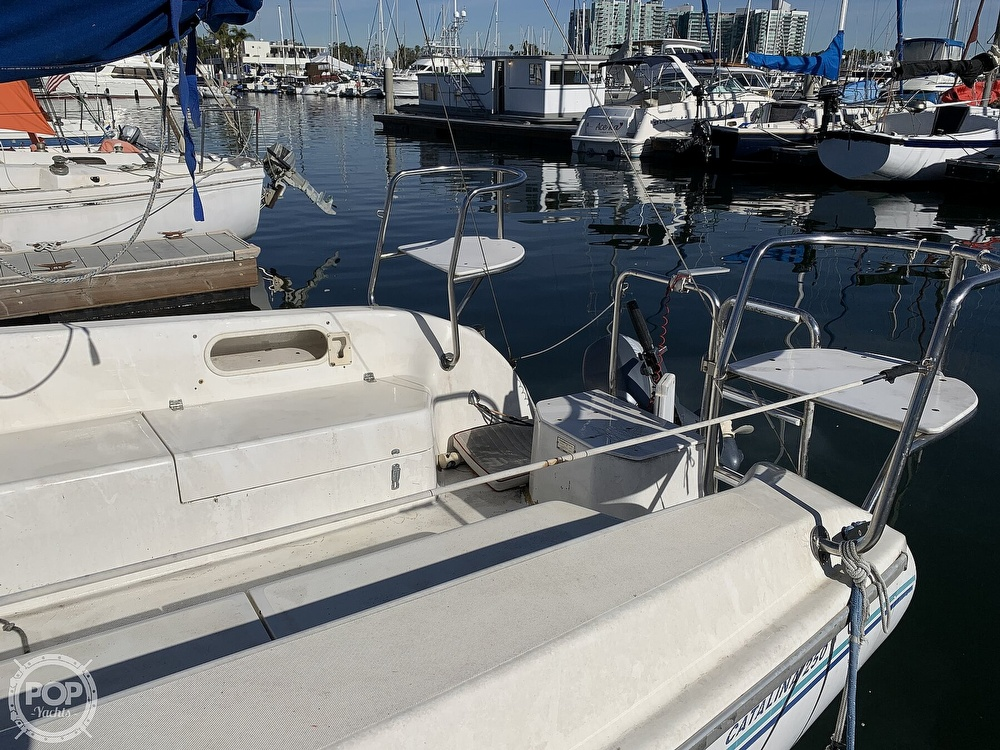 1997 Catalina Yachts boat for sale, model of the boat is 250 & Image # 12 of 40