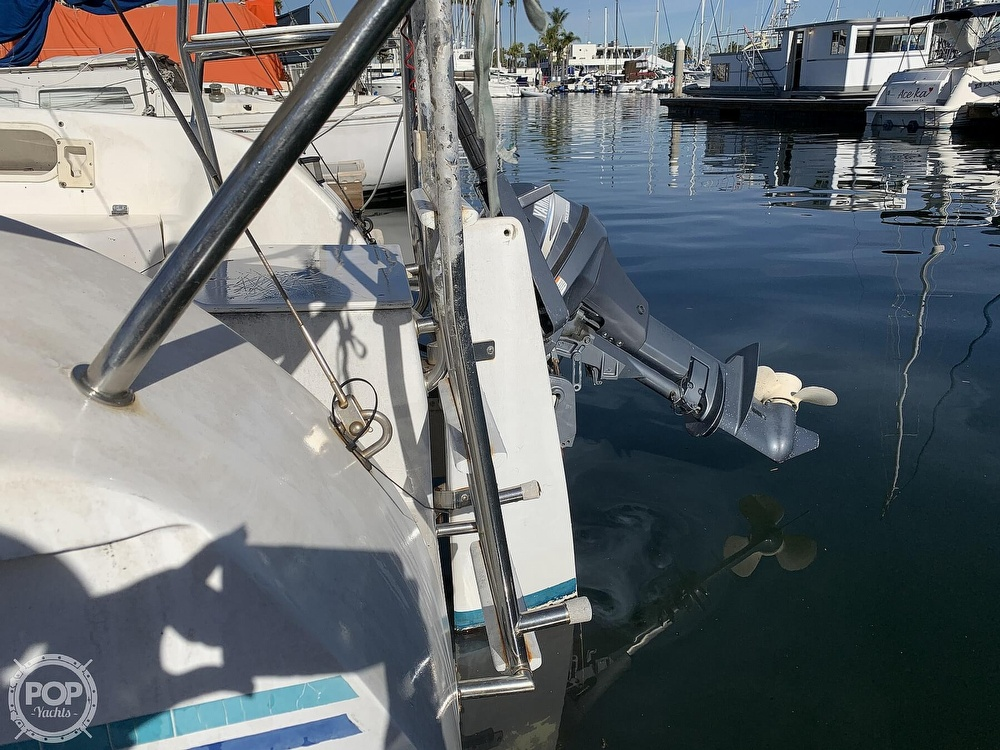 1997 Catalina Yachts boat for sale, model of the boat is 250 & Image # 14 of 40