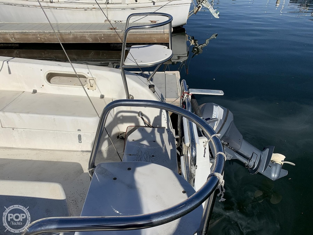 1997 Catalina Yachts boat for sale, model of the boat is 250 & Image # 15 of 40