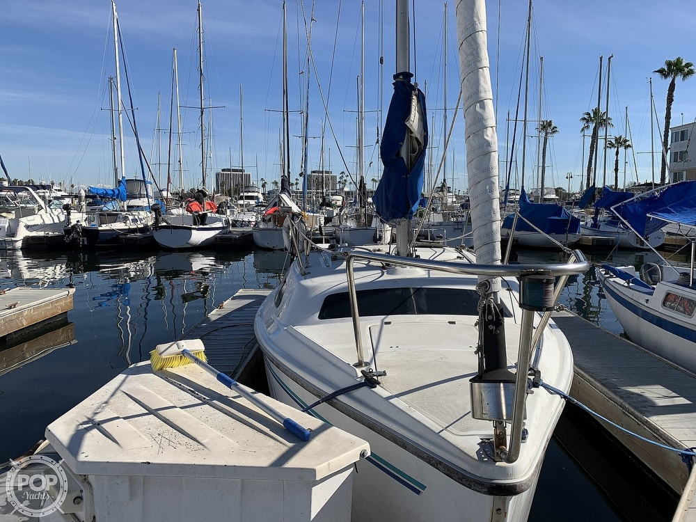 1997 Catalina Yachts boat for sale, model of the boat is 250 & Image # 5 of 40