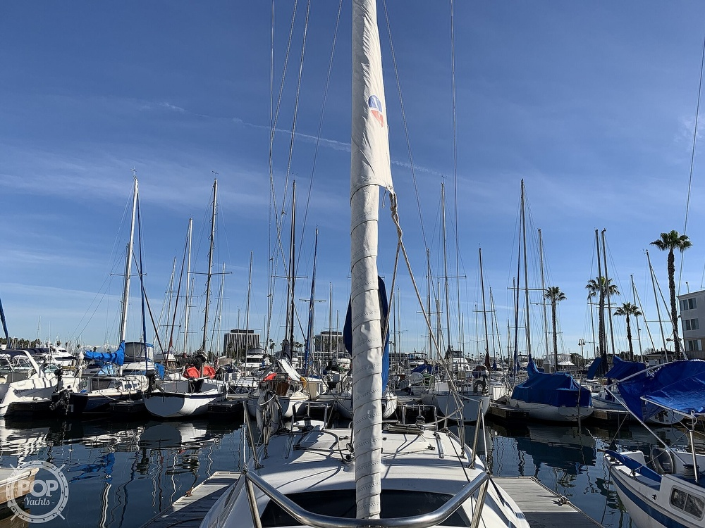 1997 Catalina Yachts boat for sale, model of the boat is 250 & Image # 16 of 40