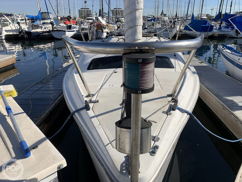 1997 Catalina Yachts boat for sale, model of the boat is 250 & Image # 17 of 40