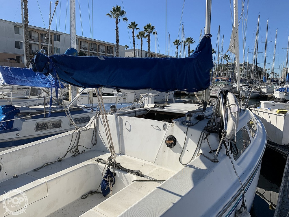 1997 Catalina Yachts boat for sale, model of the boat is 250 & Image # 21 of 40