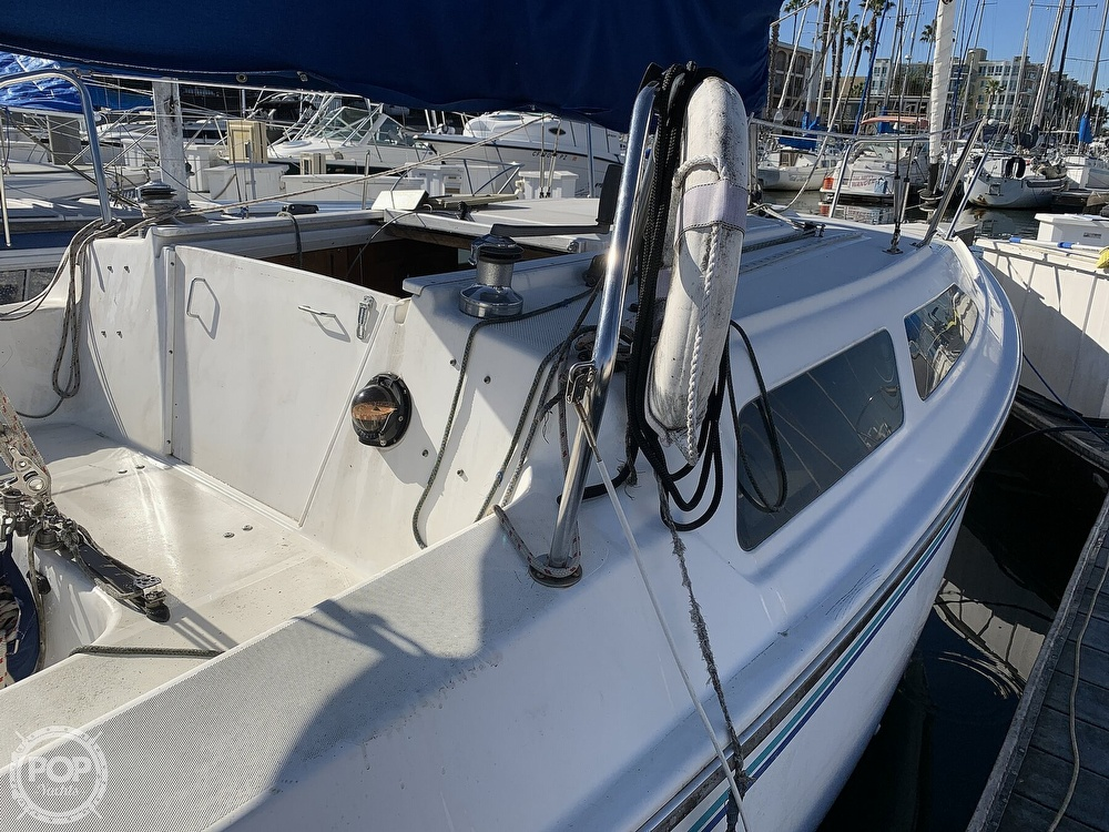 1997 Catalina Yachts boat for sale, model of the boat is 250 & Image # 24 of 40