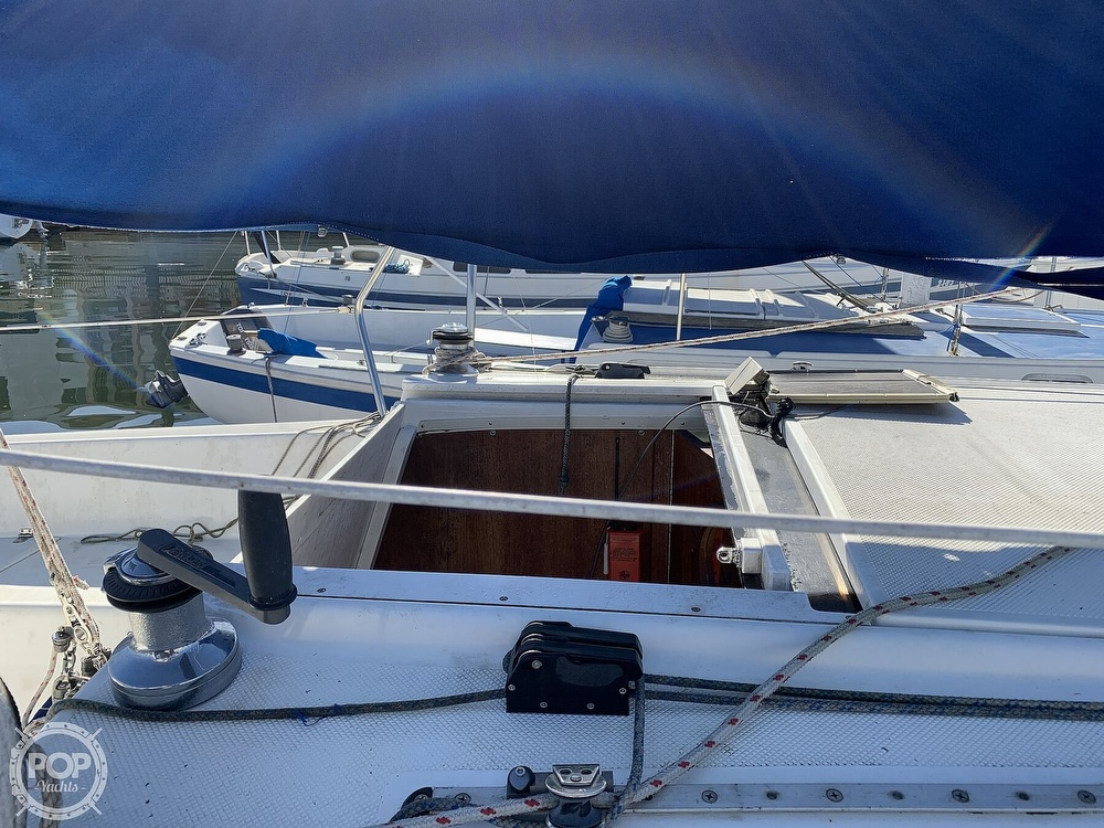 1997 Catalina Yachts boat for sale, model of the boat is 250 & Image # 35 of 40