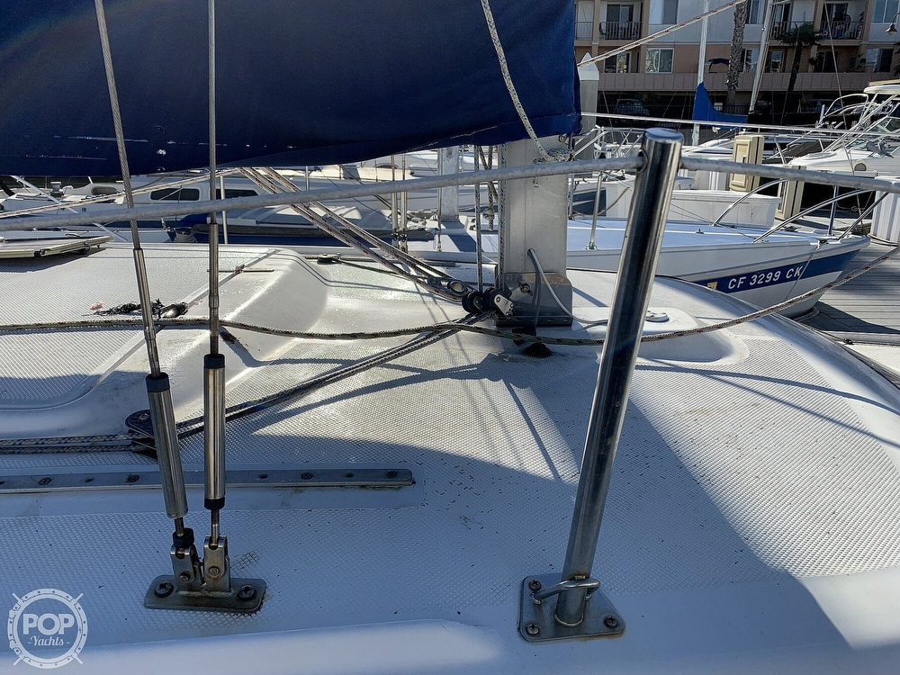 1997 Catalina Yachts boat for sale, model of the boat is 250 & Image # 37 of 40