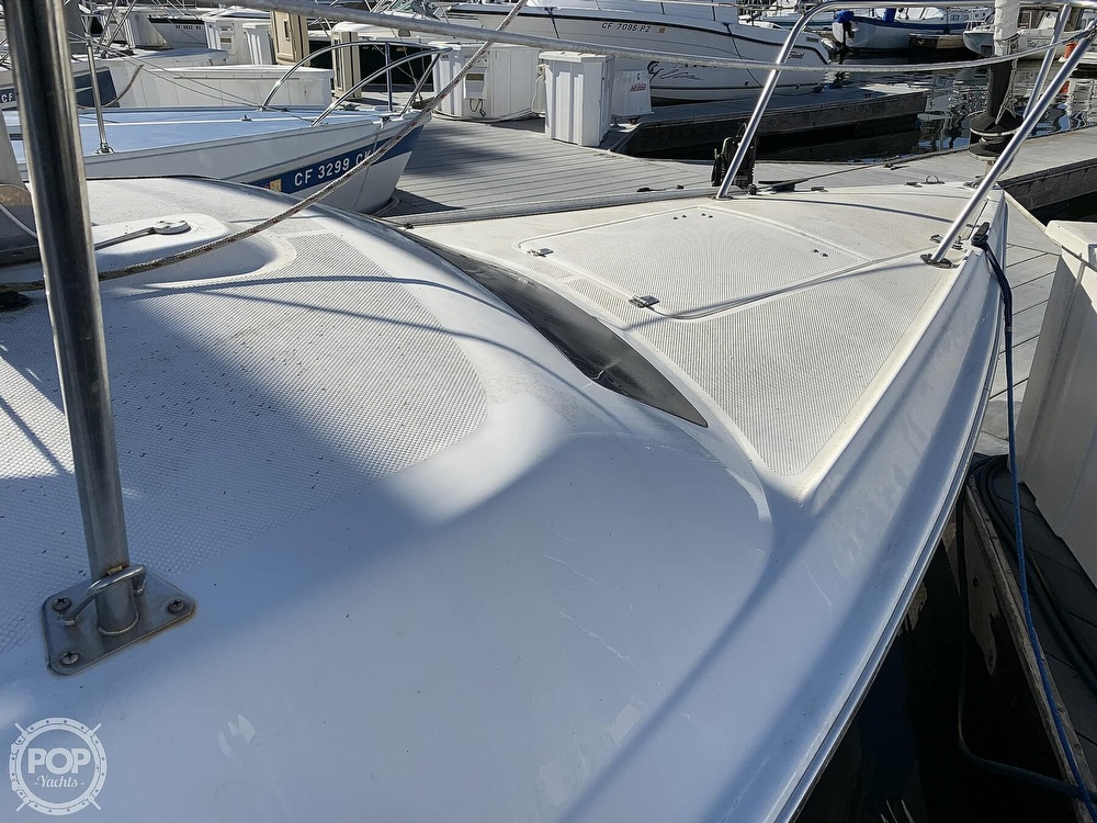 1997 Catalina Yachts boat for sale, model of the boat is 250 & Image # 39 of 40