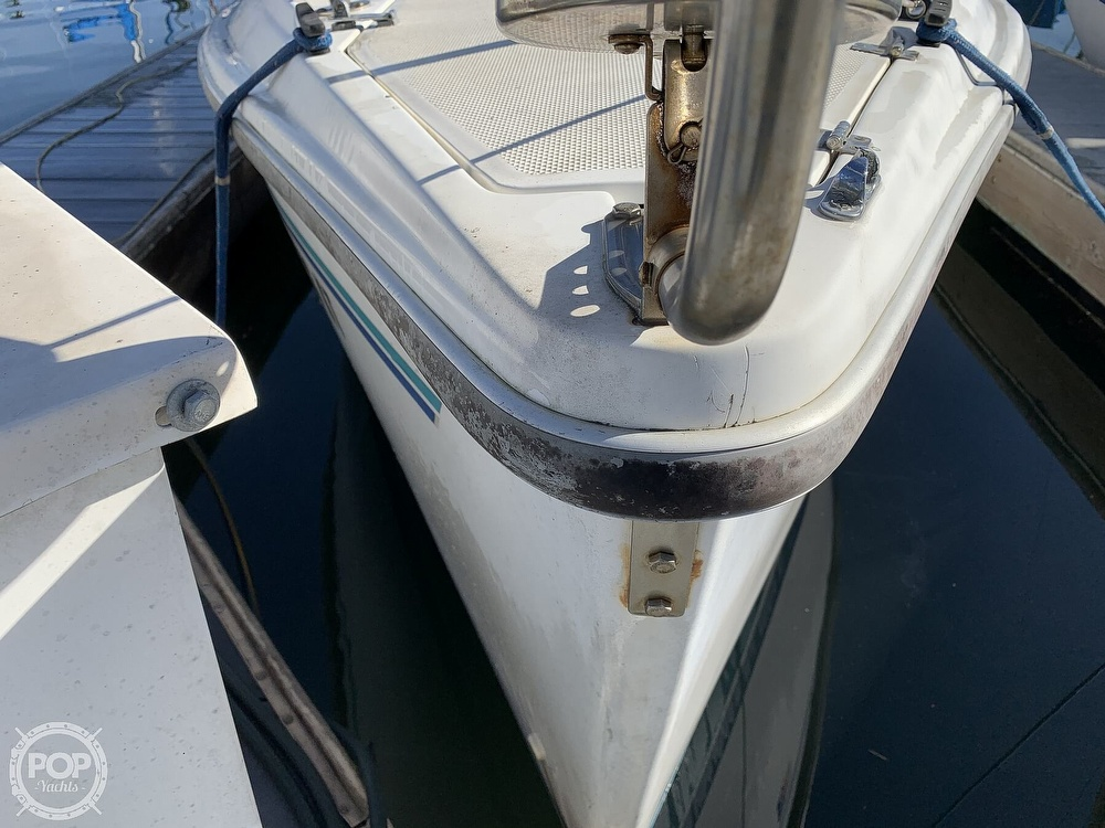 1997 Catalina Yachts boat for sale, model of the boat is 250 & Image # 40 of 40