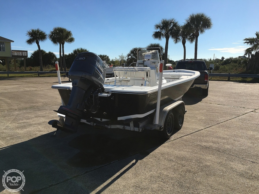 2009 Frontier boat for sale, model of the boat is 210 & Image # 5 of 40
