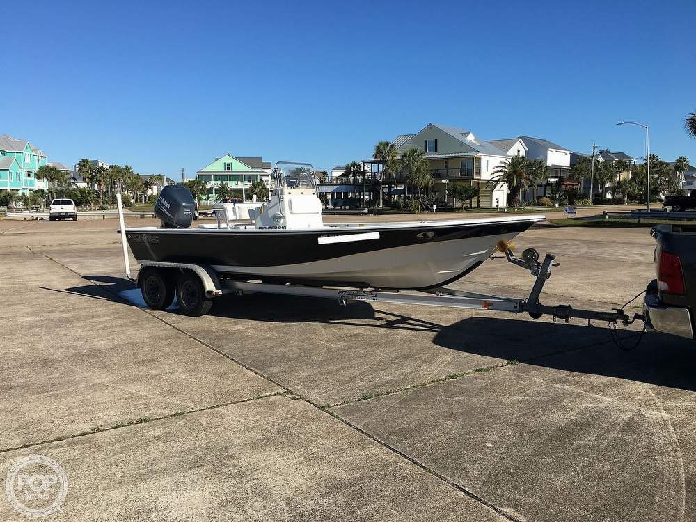 2009 Frontier boat for sale, model of the boat is 210 & Image # 7 of 40