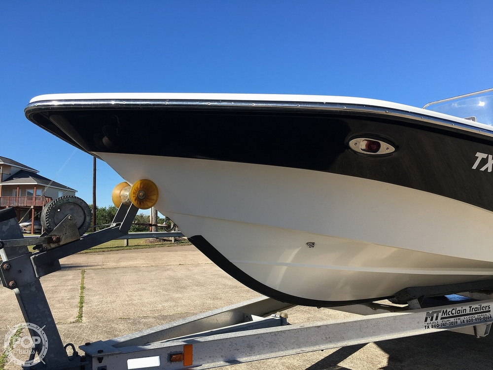 2009 Frontier boat for sale, model of the boat is 210 & Image # 23 of 40