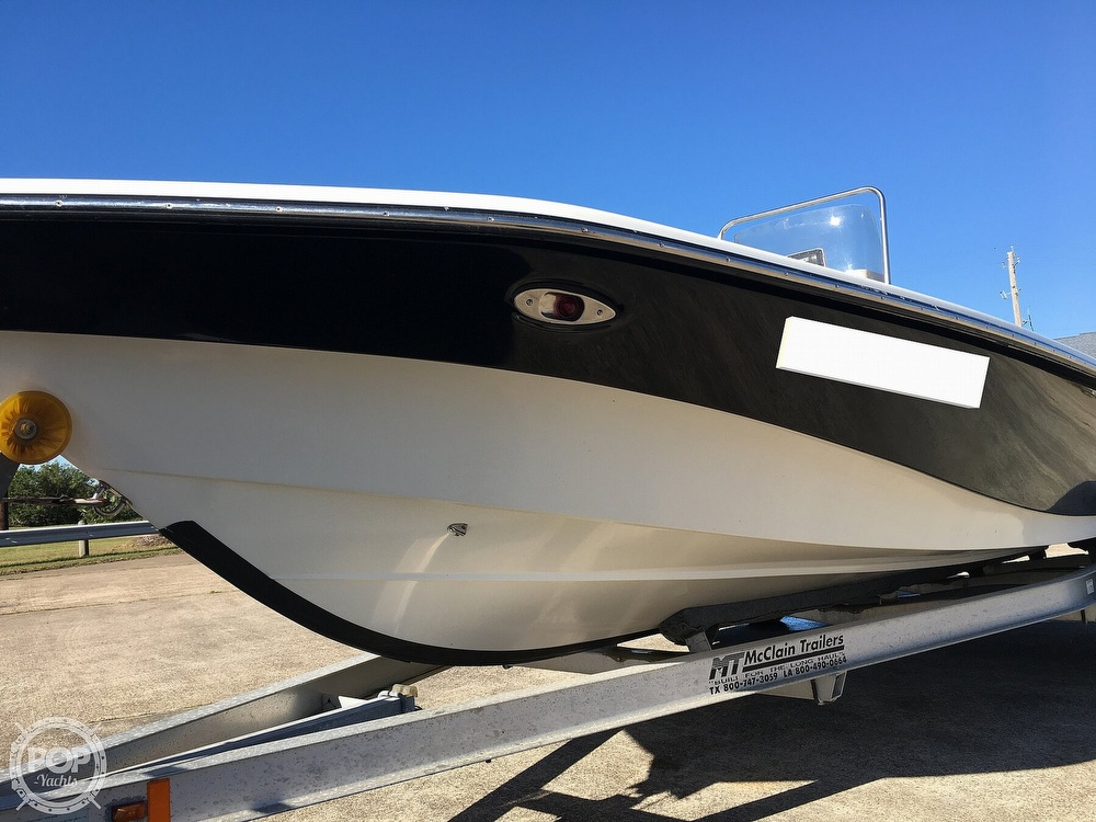 2009 Frontier boat for sale, model of the boat is 210 & Image # 24 of 40