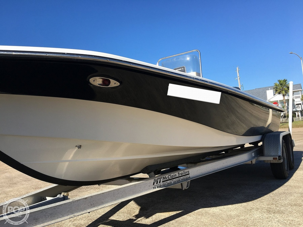 2009 Frontier boat for sale, model of the boat is 210 & Image # 25 of 40