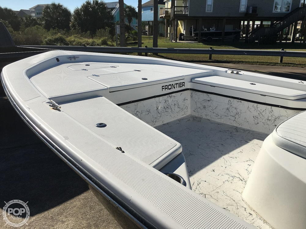 2009 Frontier boat for sale, model of the boat is 210 & Image # 29 of 40