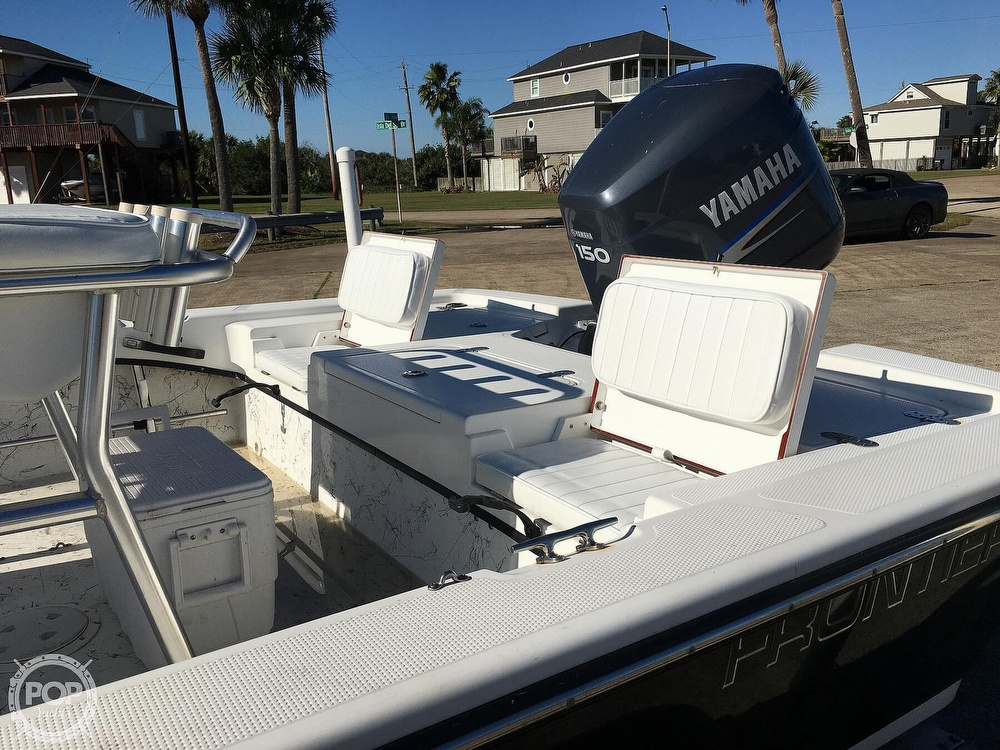 2009 Frontier boat for sale, model of the boat is 210 & Image # 34 of 40