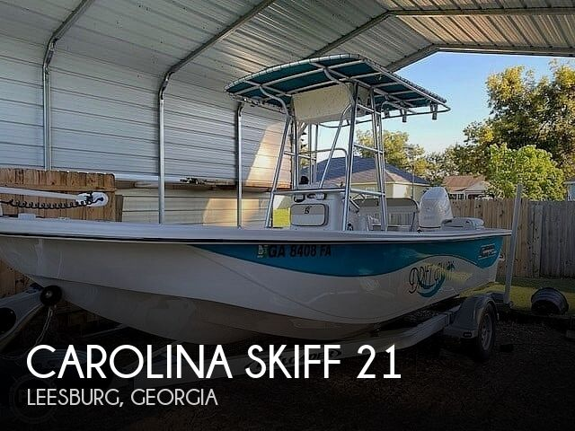 Used Carolina Skiff Boats For Sale by owner | 2020 Carolina Skiff 21
