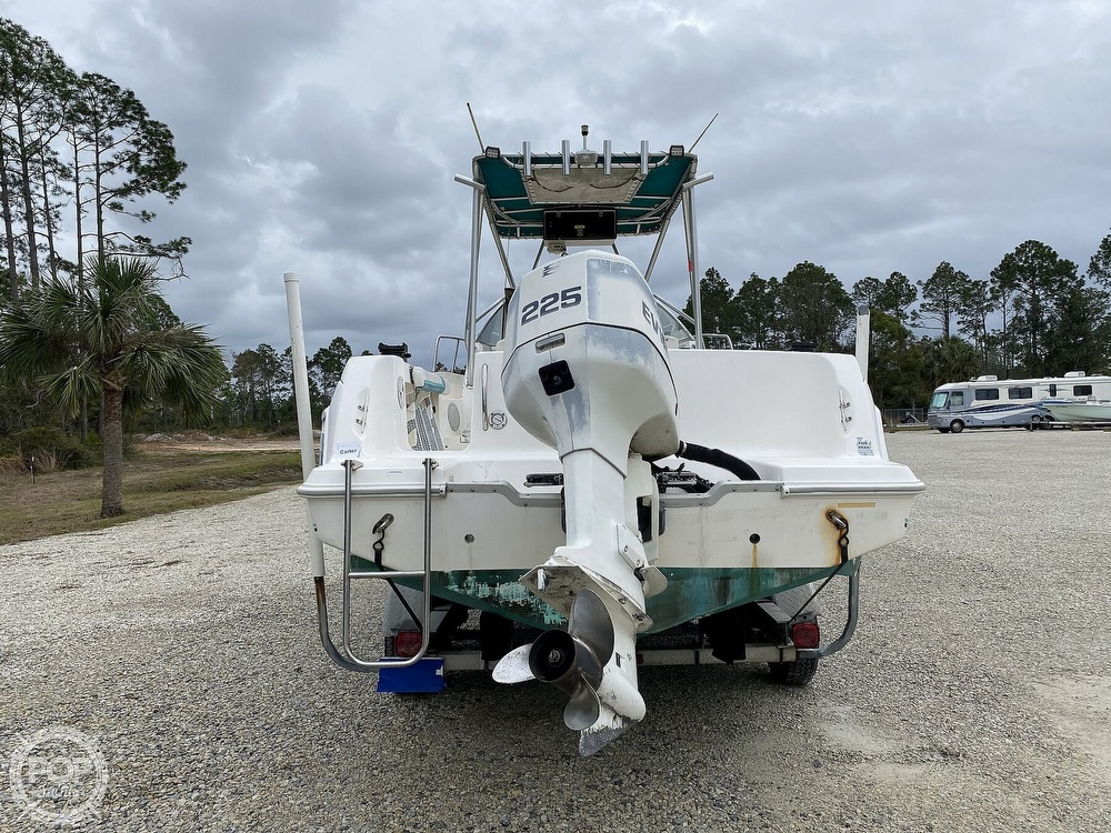 1996 Aquasport boat for sale, model of the boat is 225 Explorer & Image # 4 of 40