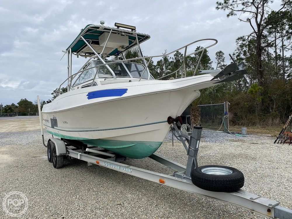 1996 Aquasport boat for sale, model of the boat is 225 Explorer & Image # 8 of 40