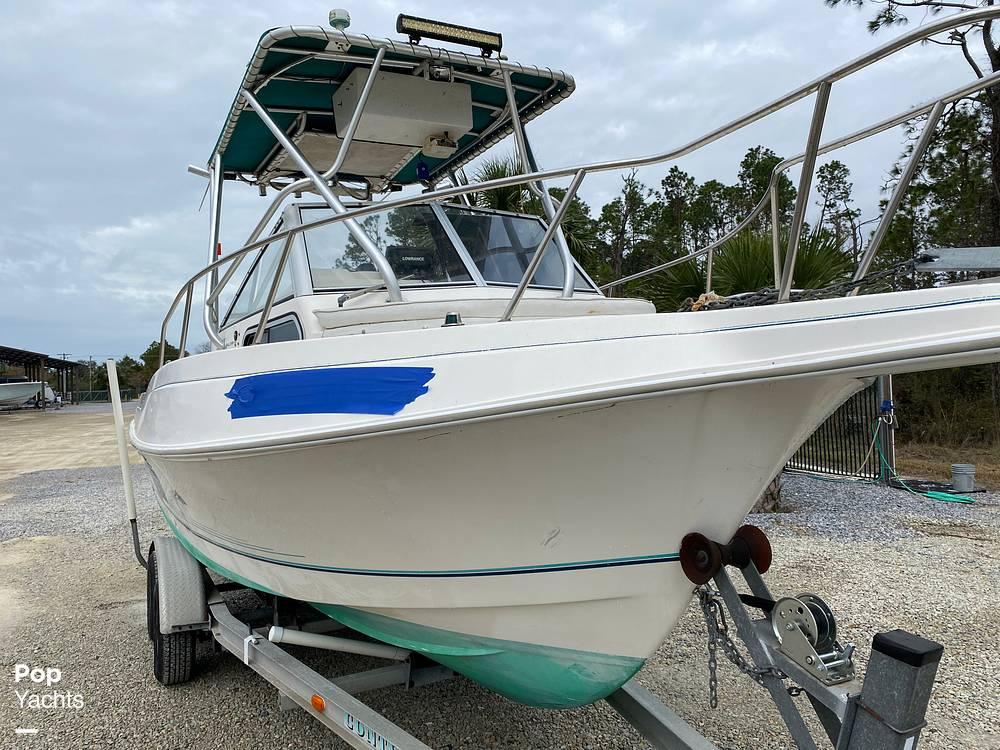 1996 Aquasport boat for sale, model of the boat is 225 Explorer & Image # 9 of 40