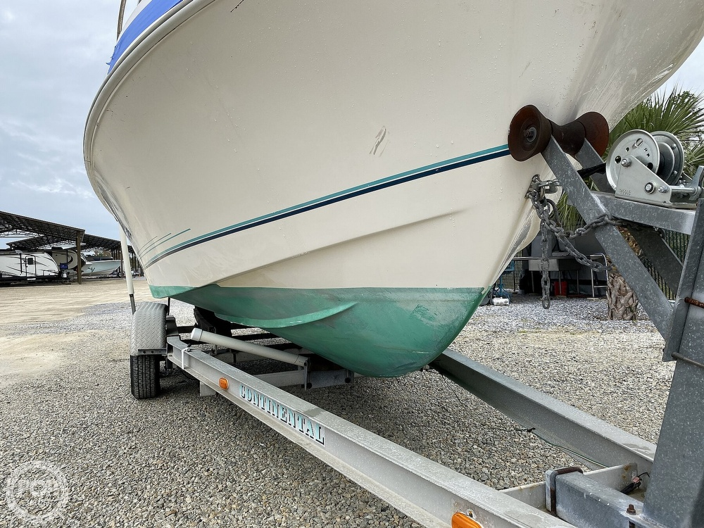 1996 Aquasport boat for sale, model of the boat is 225 Explorer & Image # 10 of 40