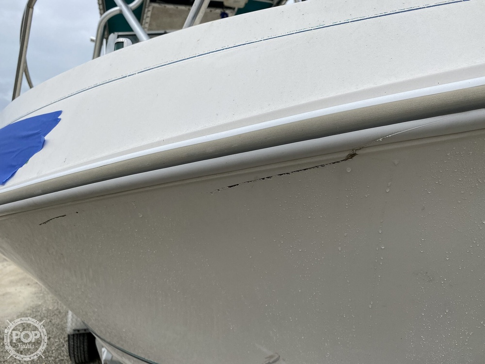 1996 Aquasport boat for sale, model of the boat is 225 Explorer & Image # 11 of 40