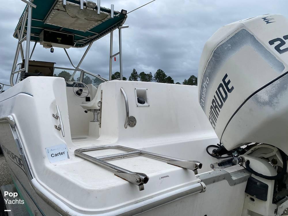 1996 Aquasport boat for sale, model of the boat is 225 Explorer & Image # 19 of 40