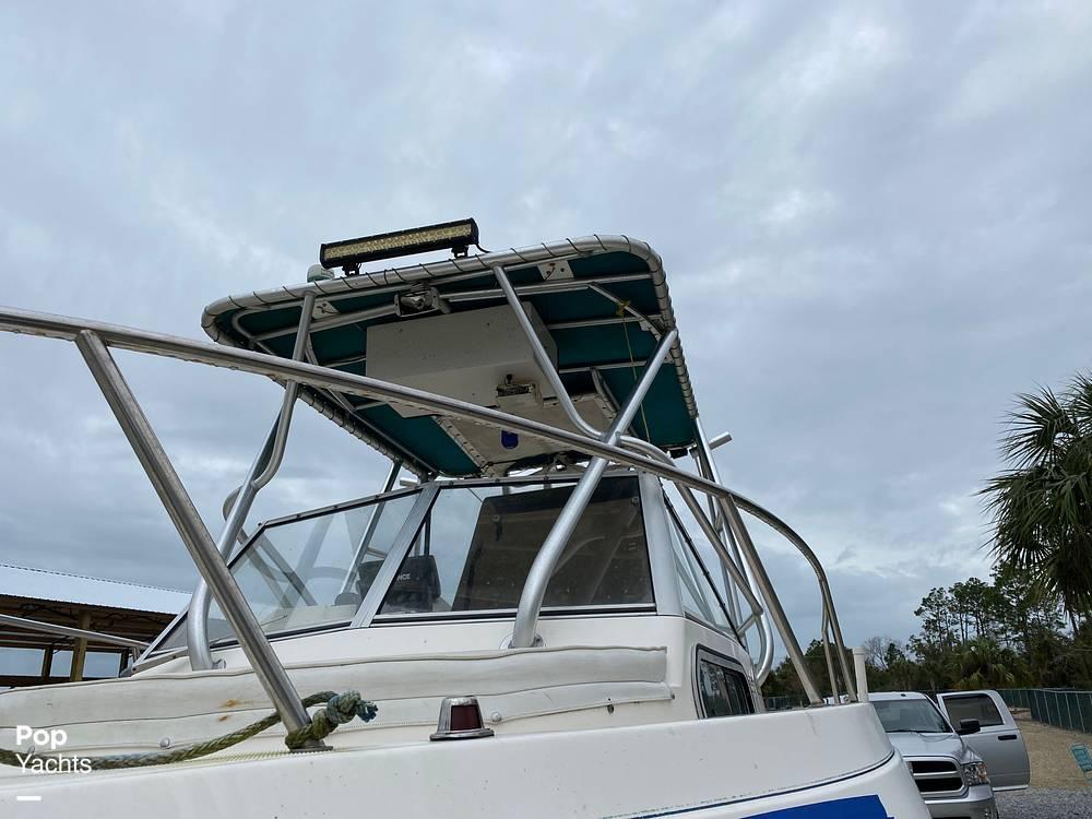 1996 Aquasport boat for sale, model of the boat is 225 Explorer & Image # 23 of 40
