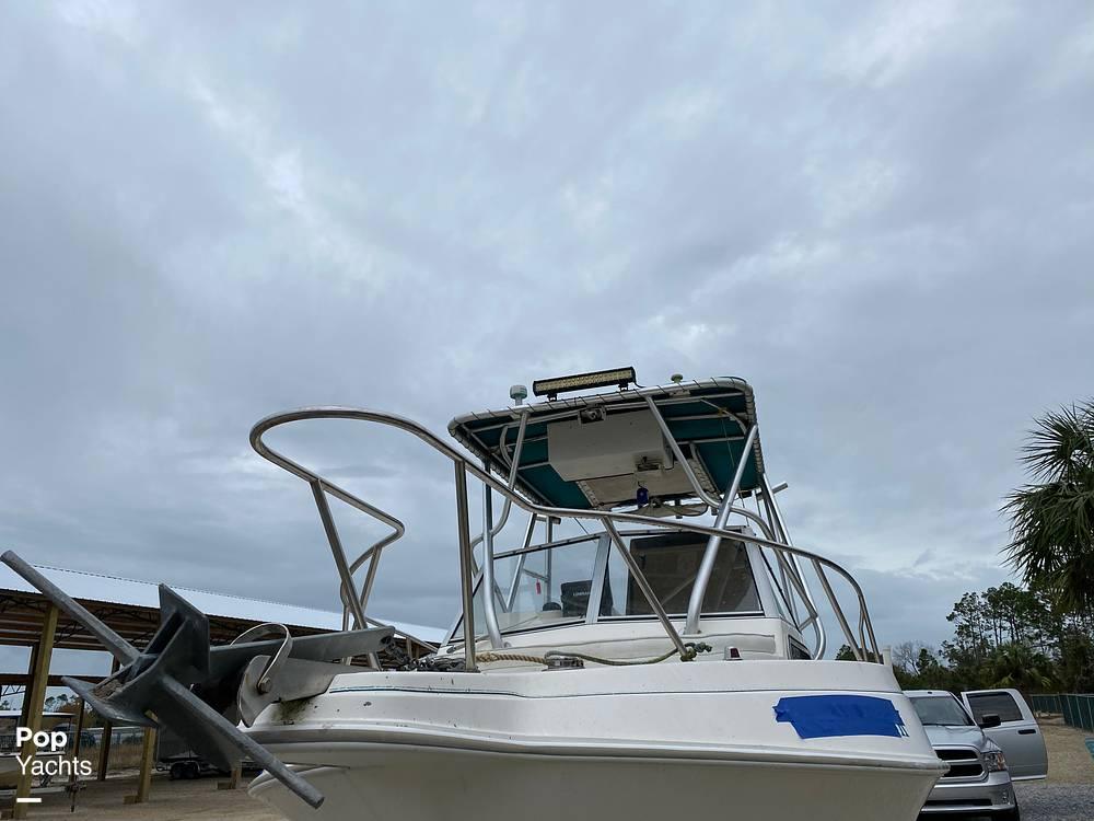 1996 Aquasport boat for sale, model of the boat is 225 Explorer & Image # 24 of 40