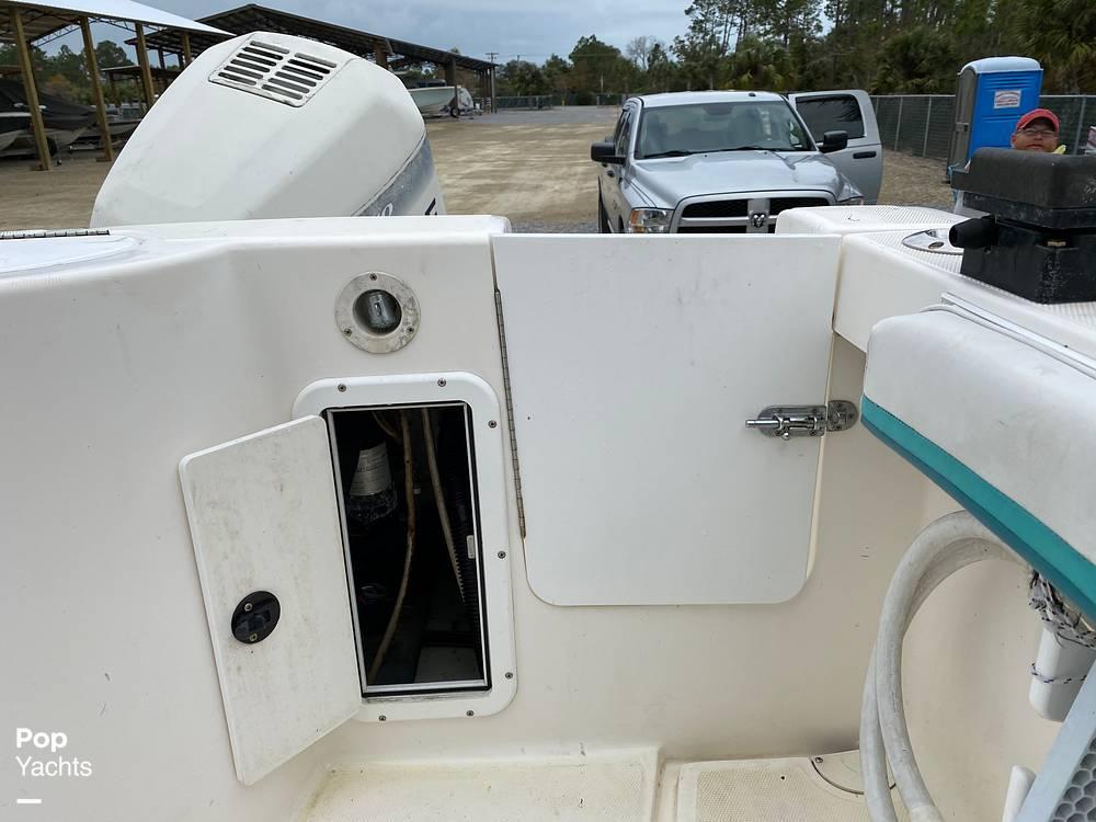 1996 Aquasport boat for sale, model of the boat is 225 Explorer & Image # 32 of 40