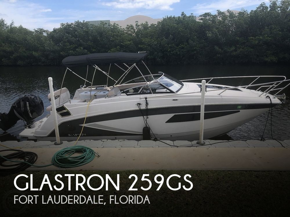 Used Glastron Boats For Sale by owner | 2018 Glastron 259GS