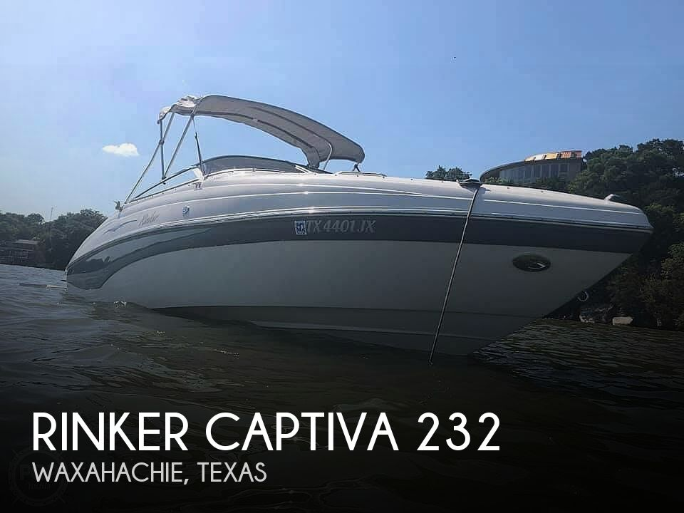 Used Rinker 32 Boats For Sale by owner | 2003 Rinker Captiva 232