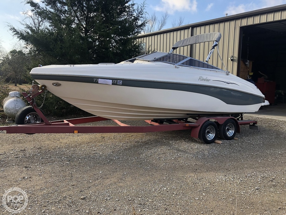 2003 Rinker boat for sale, model of the boat is Captiva 232 & Image # 13 of 40