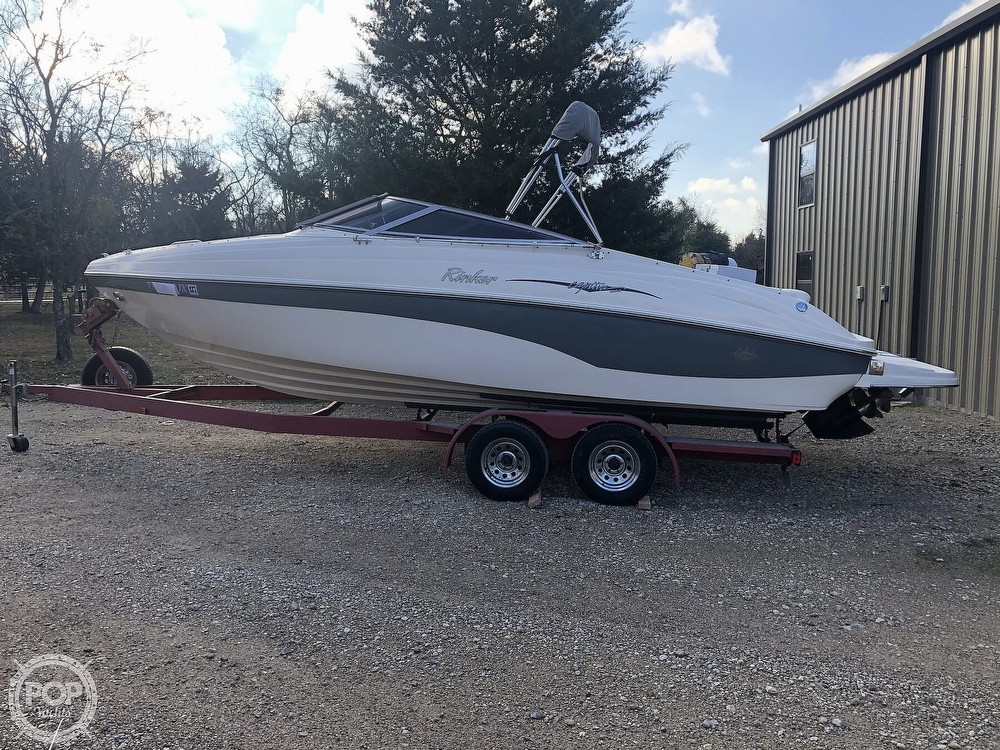 2003 Rinker boat for sale, model of the boat is Captiva 232 & Image # 15 of 40
