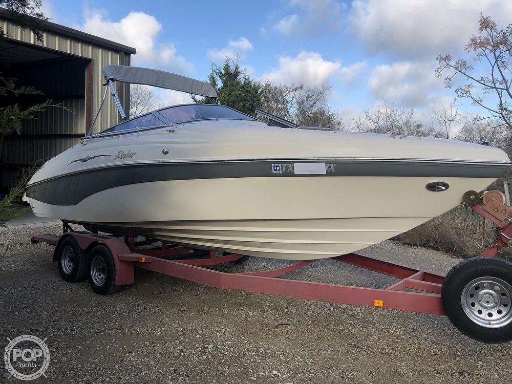 2003 Rinker boat for sale, model of the boat is Captiva 232 & Image # 23 of 40