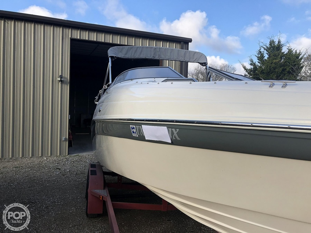 2003 Rinker boat for sale, model of the boat is Captiva 232 & Image # 27 of 40
